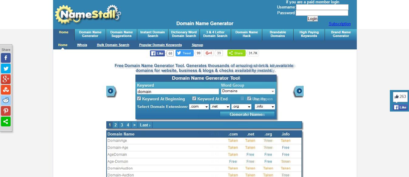 Domain Checker Tools And Script Name Check Top