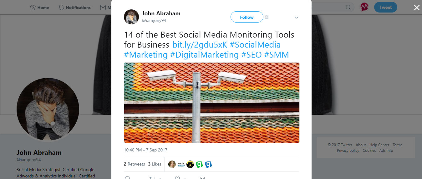 Digital Influencers - Retweet, Share, or Reply on Twitter