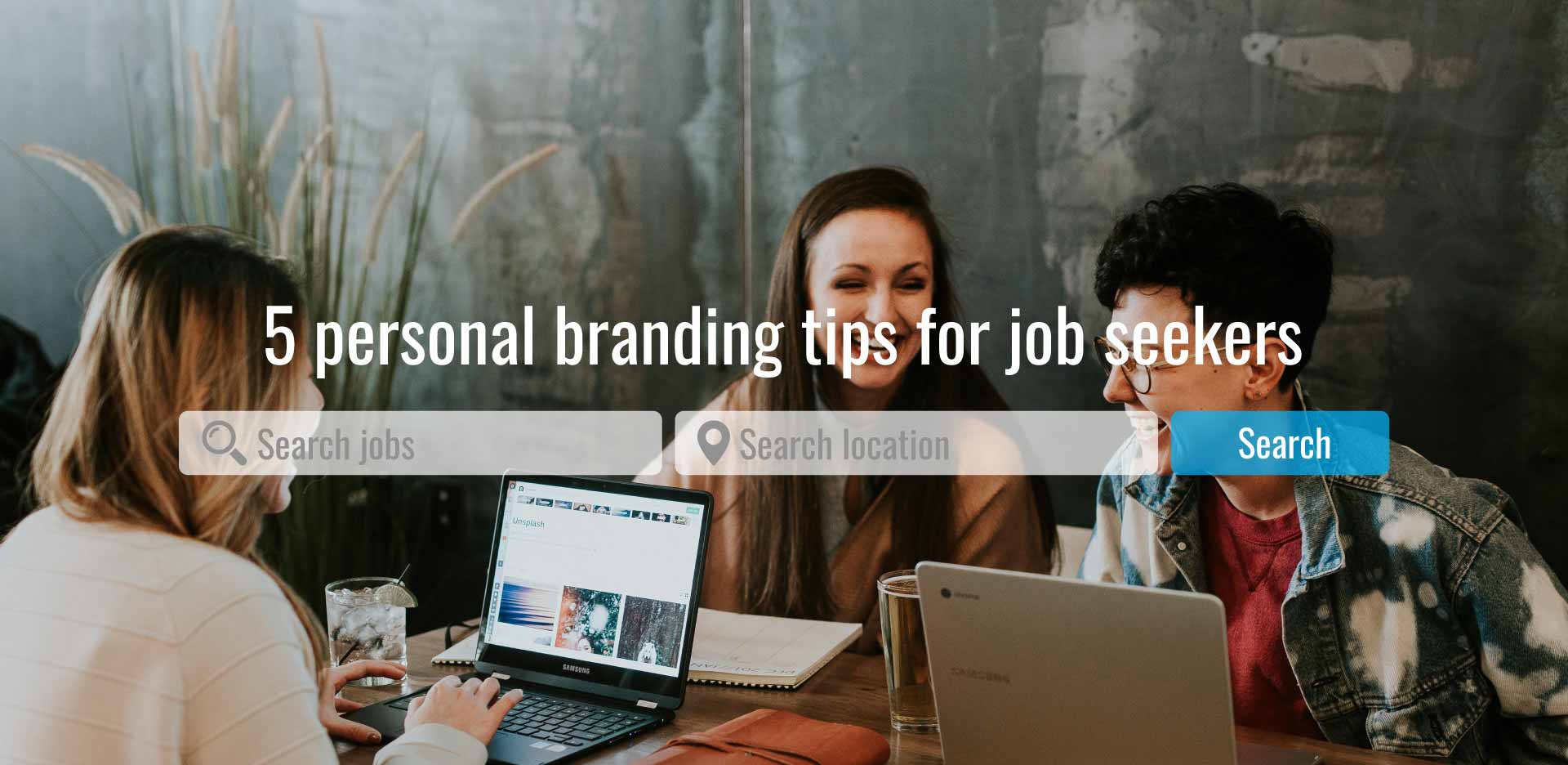 5 Personal Branding Tips For Job Seekers Mentionlytics Blog