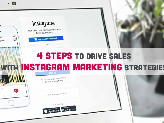 drive-sales-Instagram-marketing-strategies