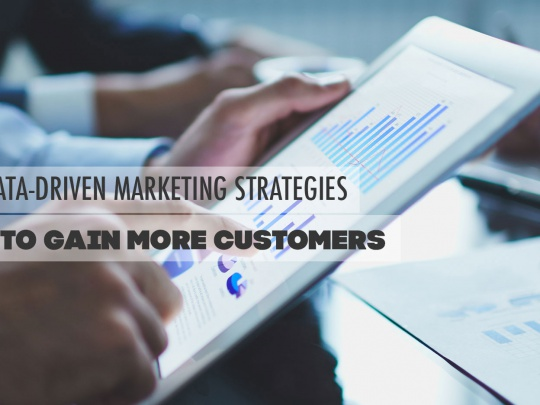 5-Data-driven-Marketing-Strategies-to-Gain-more-Customers