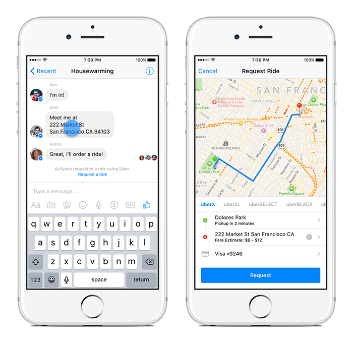 Uber-chatbots