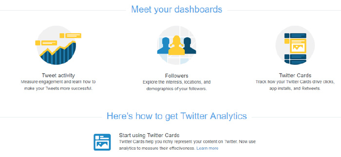 Twitter-analytics-tool - social media trends to follow