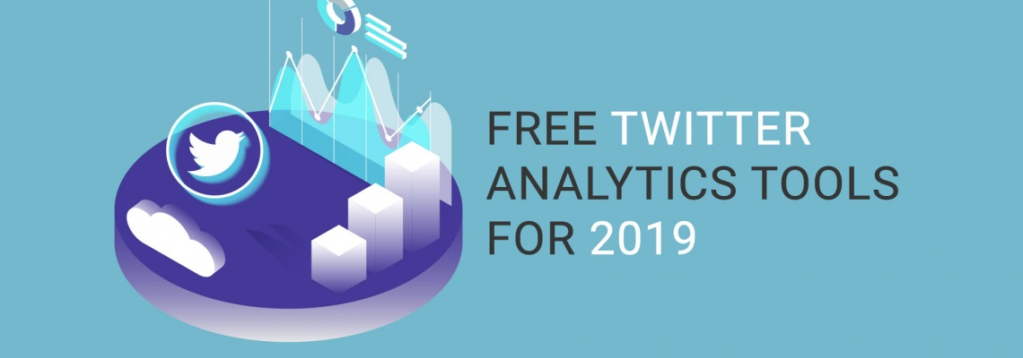 Free Twitter analytics tools for 2019