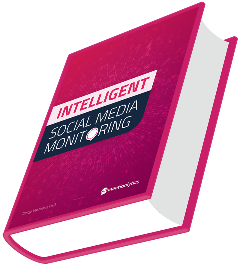 Intelligent Social Media Monitoring E-book