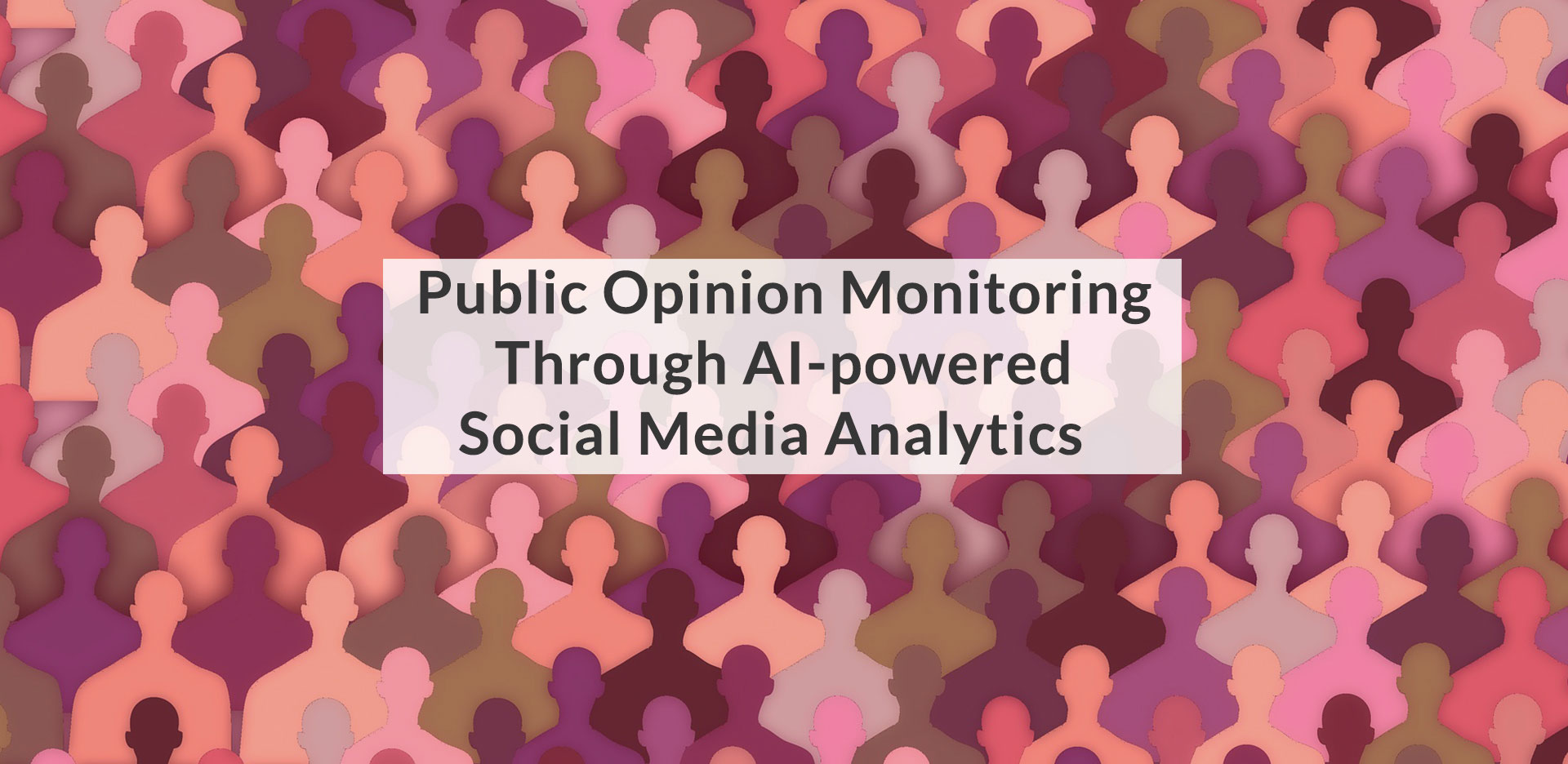 Public Opinion Monitoring Through AI-powered Social Media Analytics