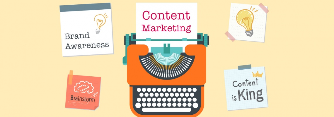 Improve Your Brand Awareness and Visibility with Content Marketing