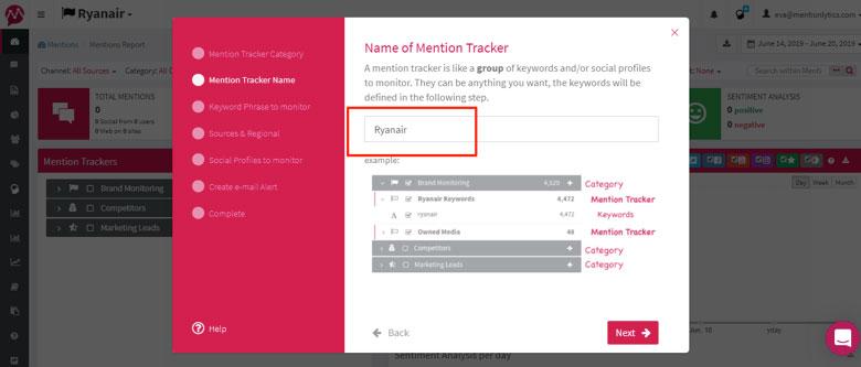 Name Campaign Tracker - team collaboration