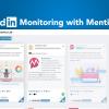 LinkedIn monitoring