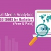 Top social media analytics tools