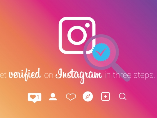 How to get verified on Instagram in three easy steps