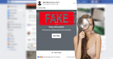 Social Media Fake news - Social media trends for 2020