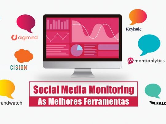 Social media monitoring - Monitorização Das Redes Sociais