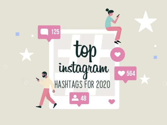 Top Instagram Hashtags for 2020