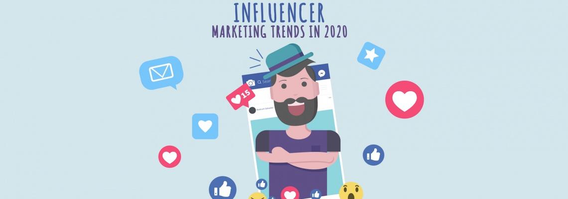 Top 8 Influencer Marketing Trends in 2020