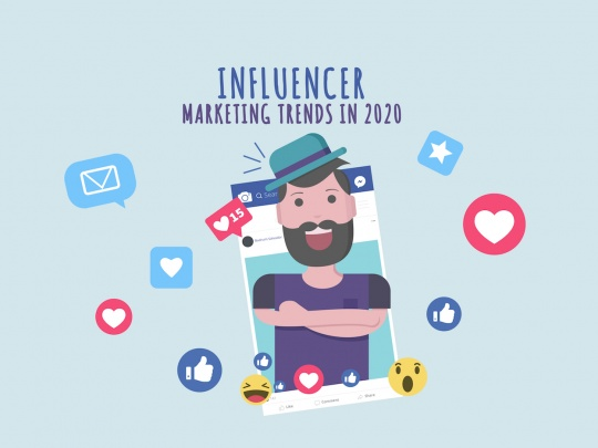 Top 8 Influencer Marketing Trends in 2020