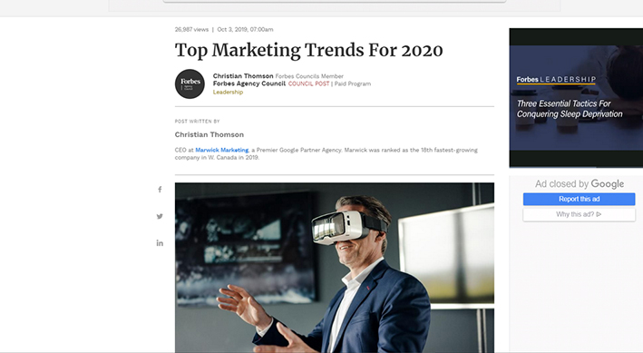 forbes-visual- Digital Marketing Trends 2020