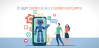 Intelligent Social Media Insights for Telecommunication Companies