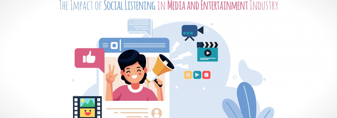 The Impact of Social Listening in Media and Entertainment Industry