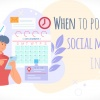 When should you post on social media in 2020