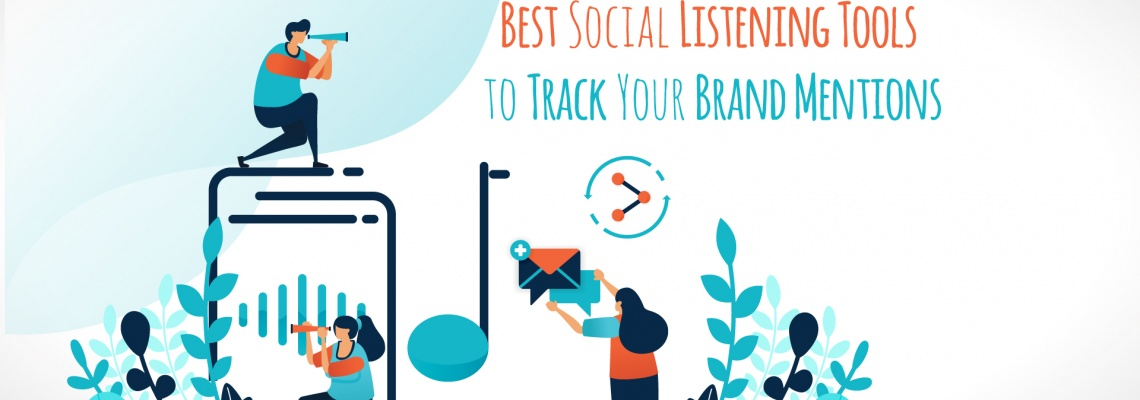 9 Best Social Listening Tools to Track Your Brand Mentions