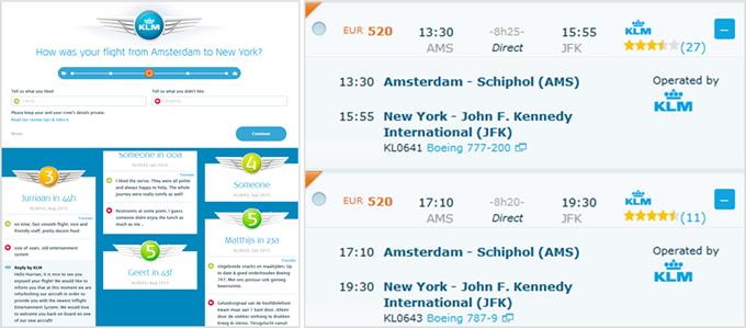 KLM_RateMyFlight