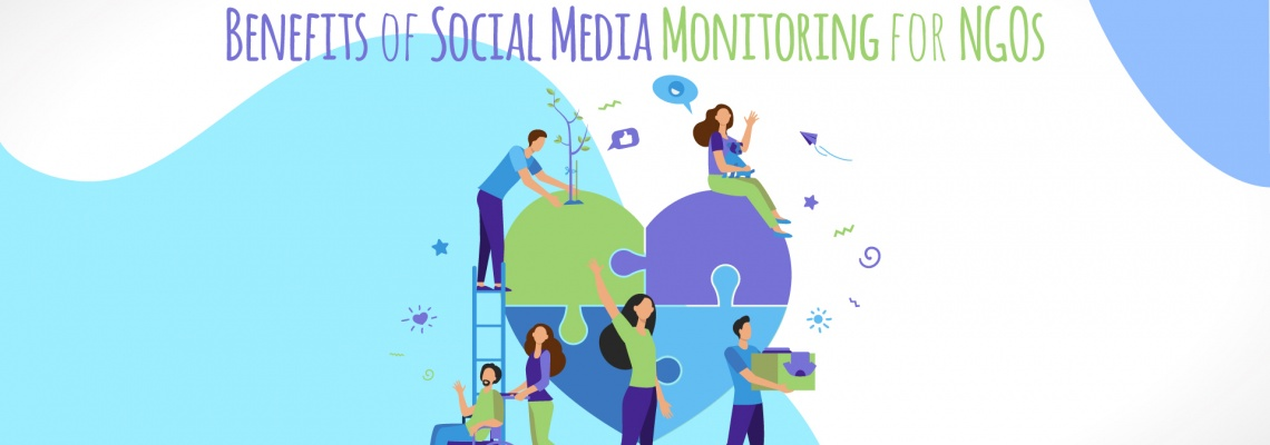 Benefits of Social Media Monitoring for Nonprofit Organizations