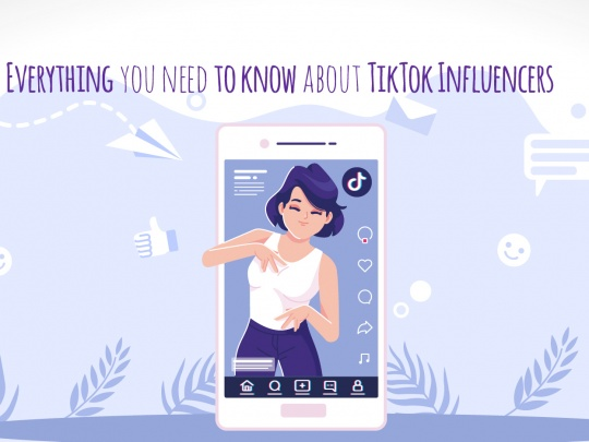 Everything you need to know about TikTok Influencers