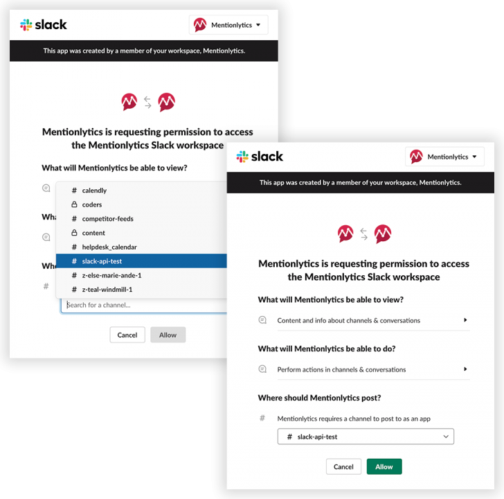06-choose-slack-channel-to-receive-mentions--07-Click-Allow-at-bottom-of-popup-window