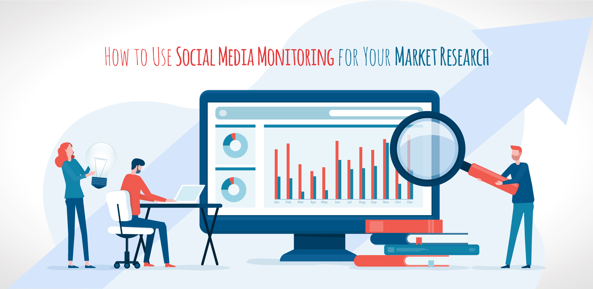 How You Can Use Social Media Monitoring for Market Research