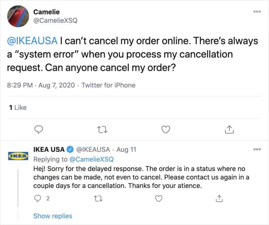 IkeaUSA-tweet