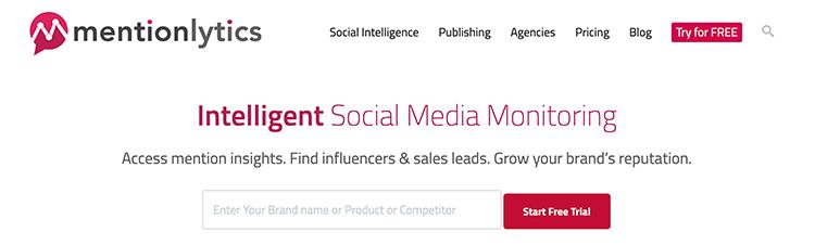 mentionlytics-social-media-monitoring