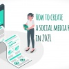 How to create a social media report in 2021