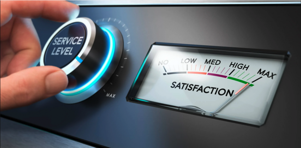 satisfaction-service-levels