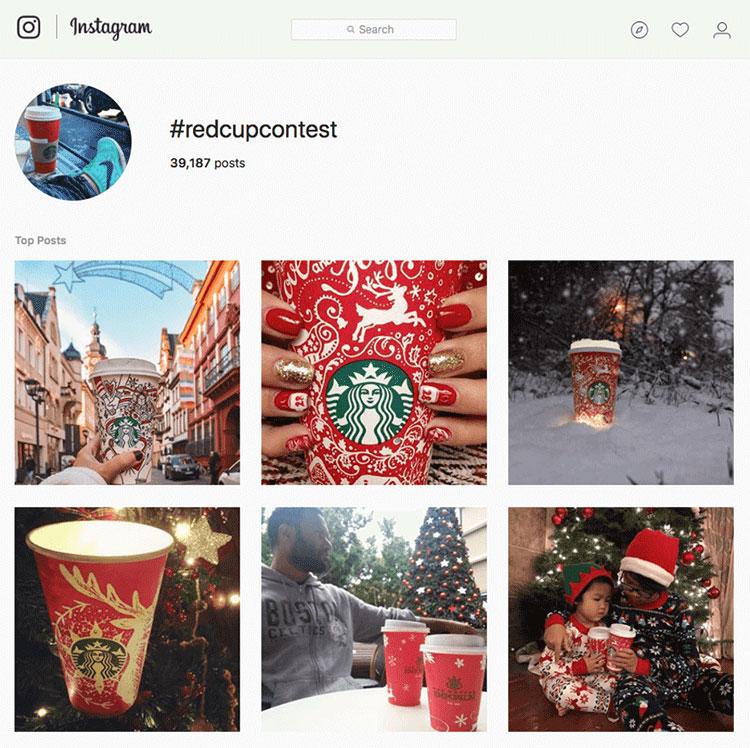 redcupcontest-hashtag-posts